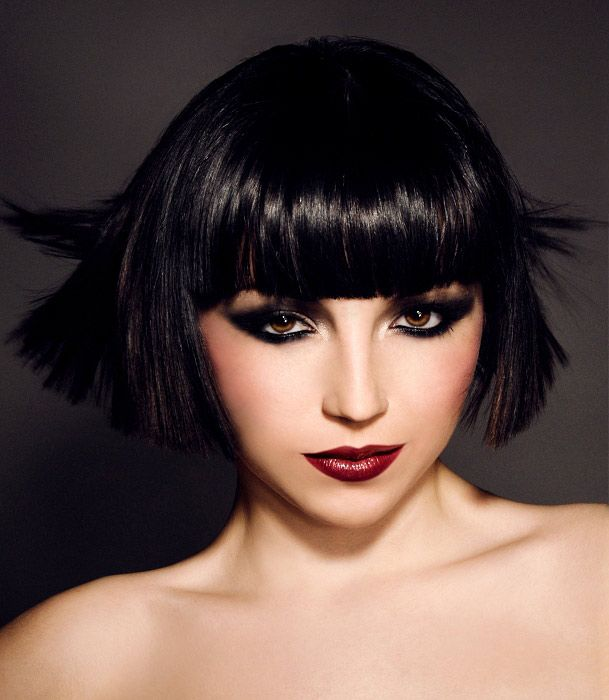 Brilliant 1000 Images About Haircuts On Pinterest Angled Bobs Pixie Cuts Short Hairstyles For Black Women Fulllsitofus