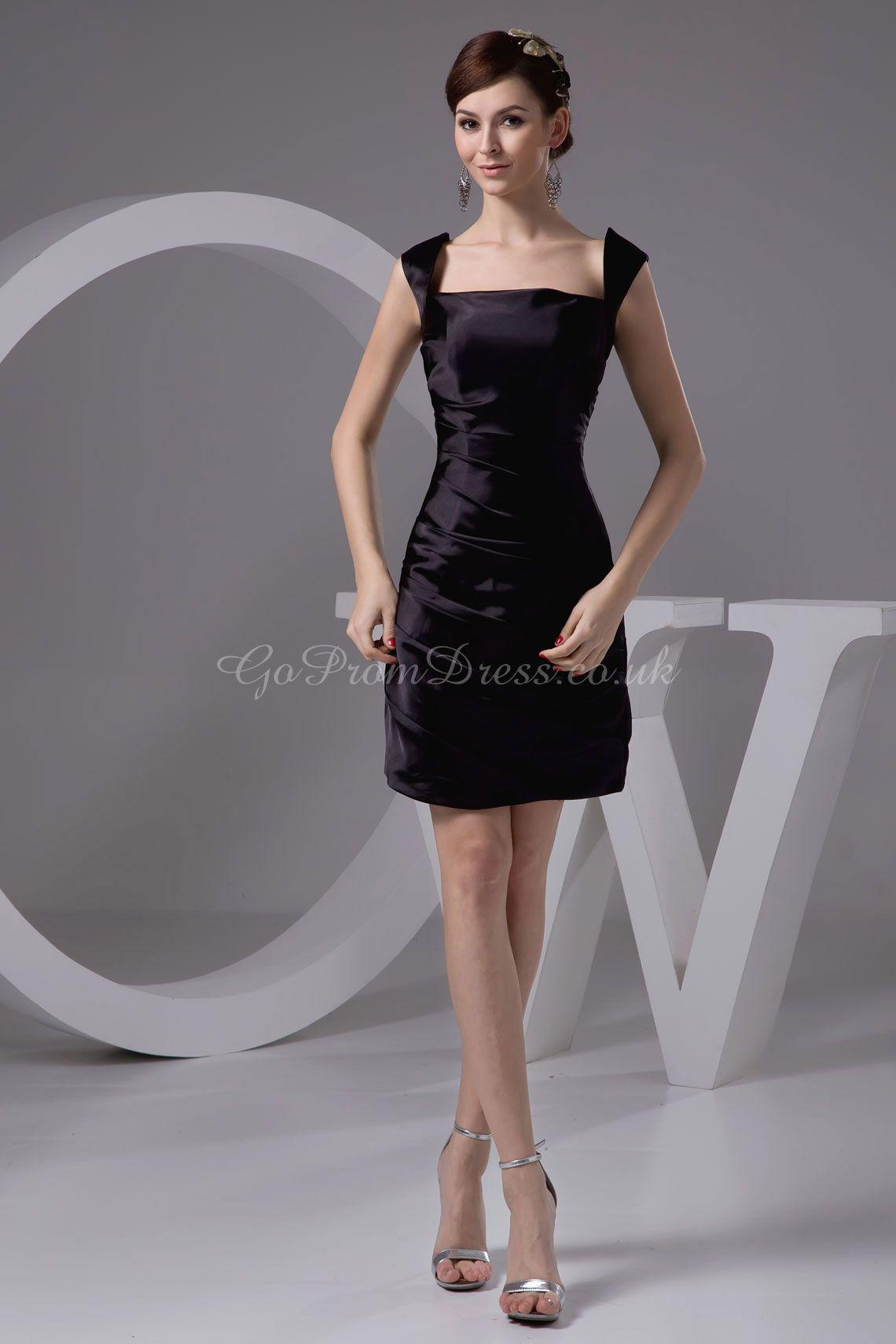 Little black dress for wedding party  Like the design  Future  Pinterest  Bridesmaid dress styles