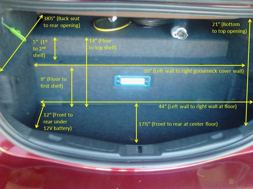 Image Result For Ford Fusion Energi Trunk Dimensions Ford Fusion Energi Ford Fusion New Cars
