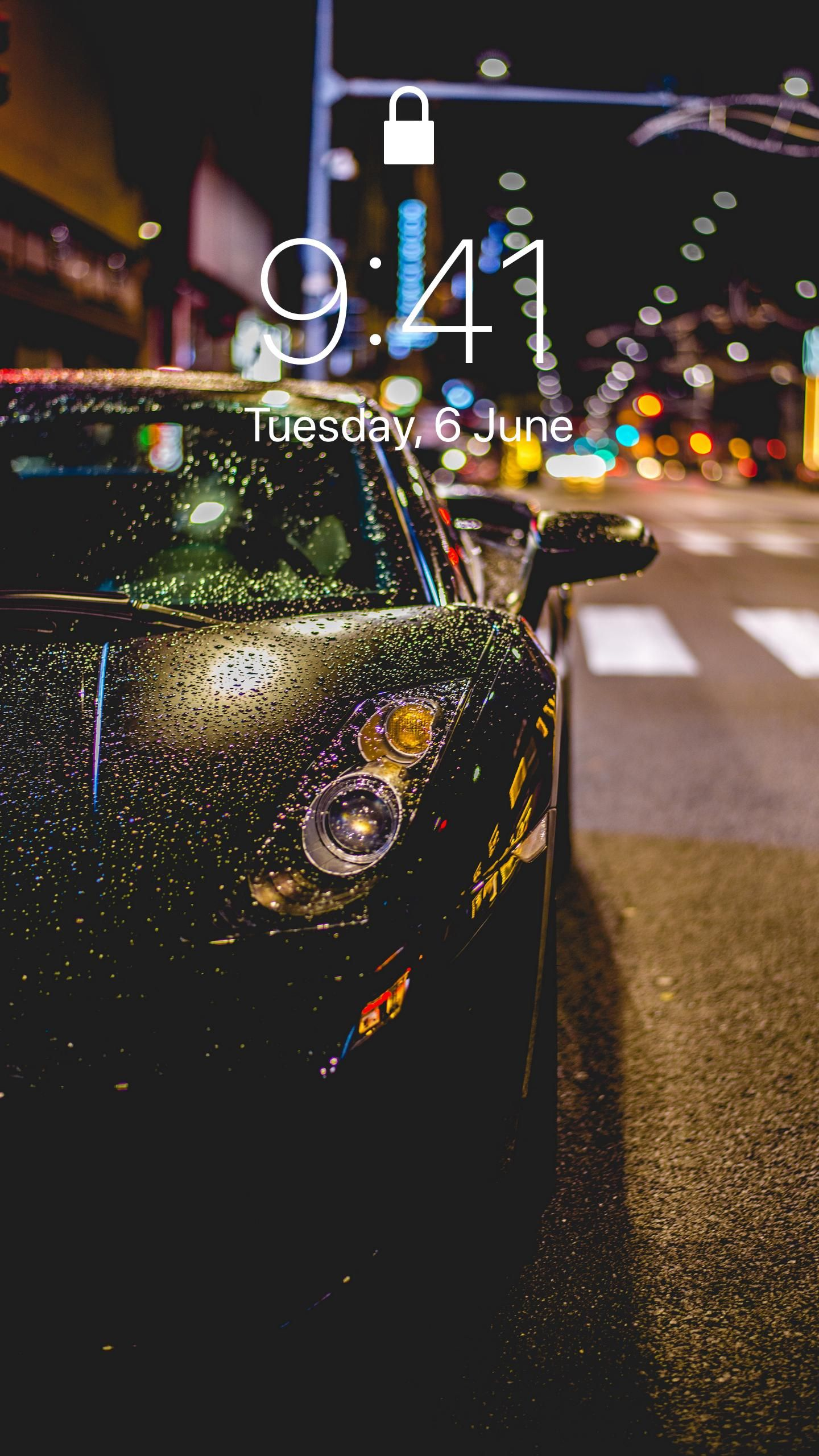 Auto Front View Rain Drops Car Background Wallpaper Hd Iphone Ipad Car Iphone Wallpaper Best Wallpapers Android Lamborghini Classic