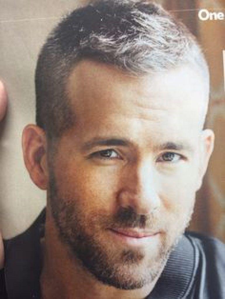 Ryan Reynolds Ivy League Haircut Hair Pinterest Hair Cuts