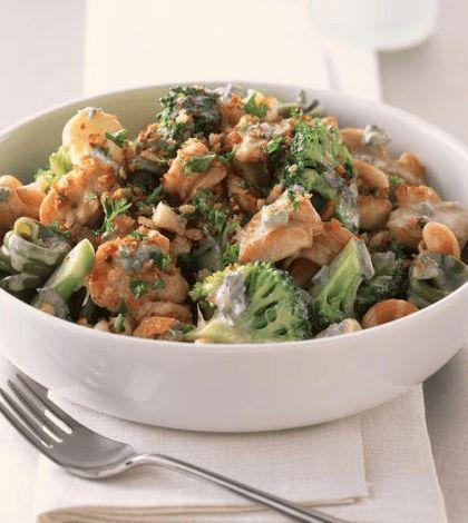 recepten mager en gezond