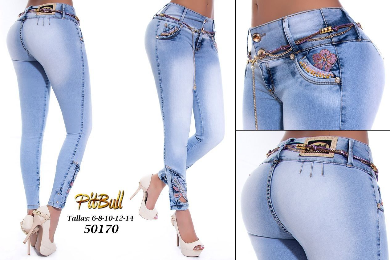 Comprar Pantalones Colombianos Ropadesdecolombia Com Ropa Latina Y Moda De Colombia Women Jeans Jeans Style Girls Jeans