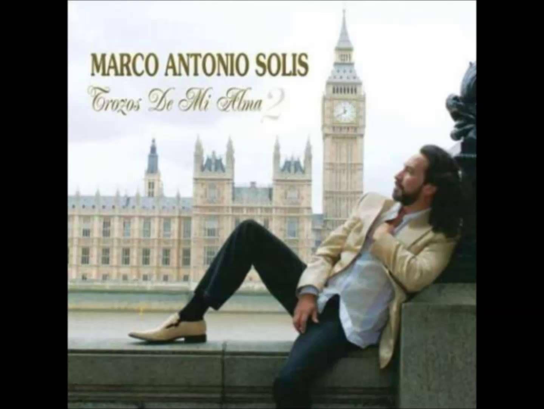 3 Te Voy A Esperar Marco Antonio Solis Marco Antonio Solis