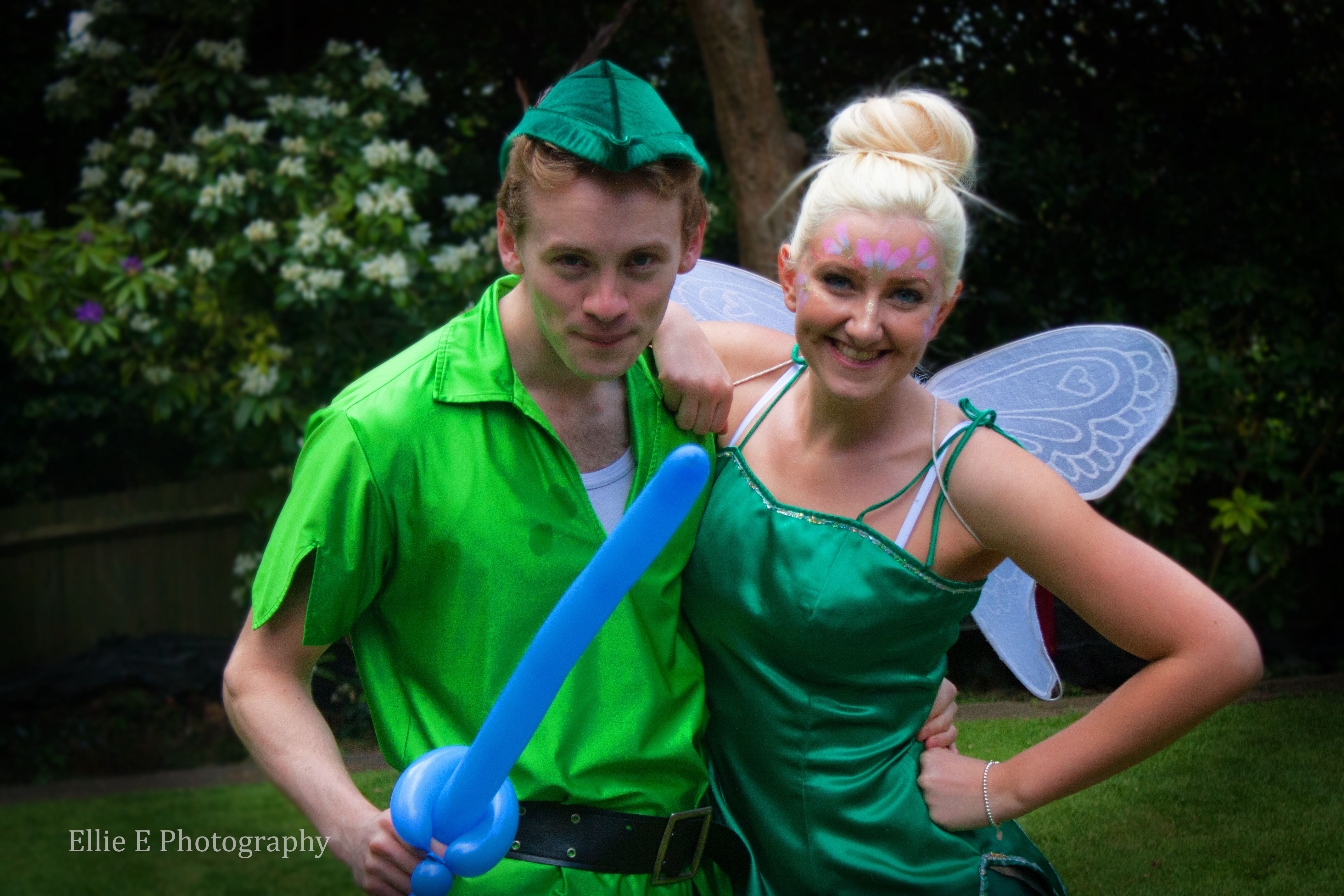 Double trouble our peter pan and tink parties pinterest double trouble kristyandbryce Image collections
