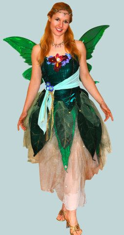 What a great homemade fairy costume!  sc 1 st  Pinterest : homemade fairy costume - Germanpascual.Com