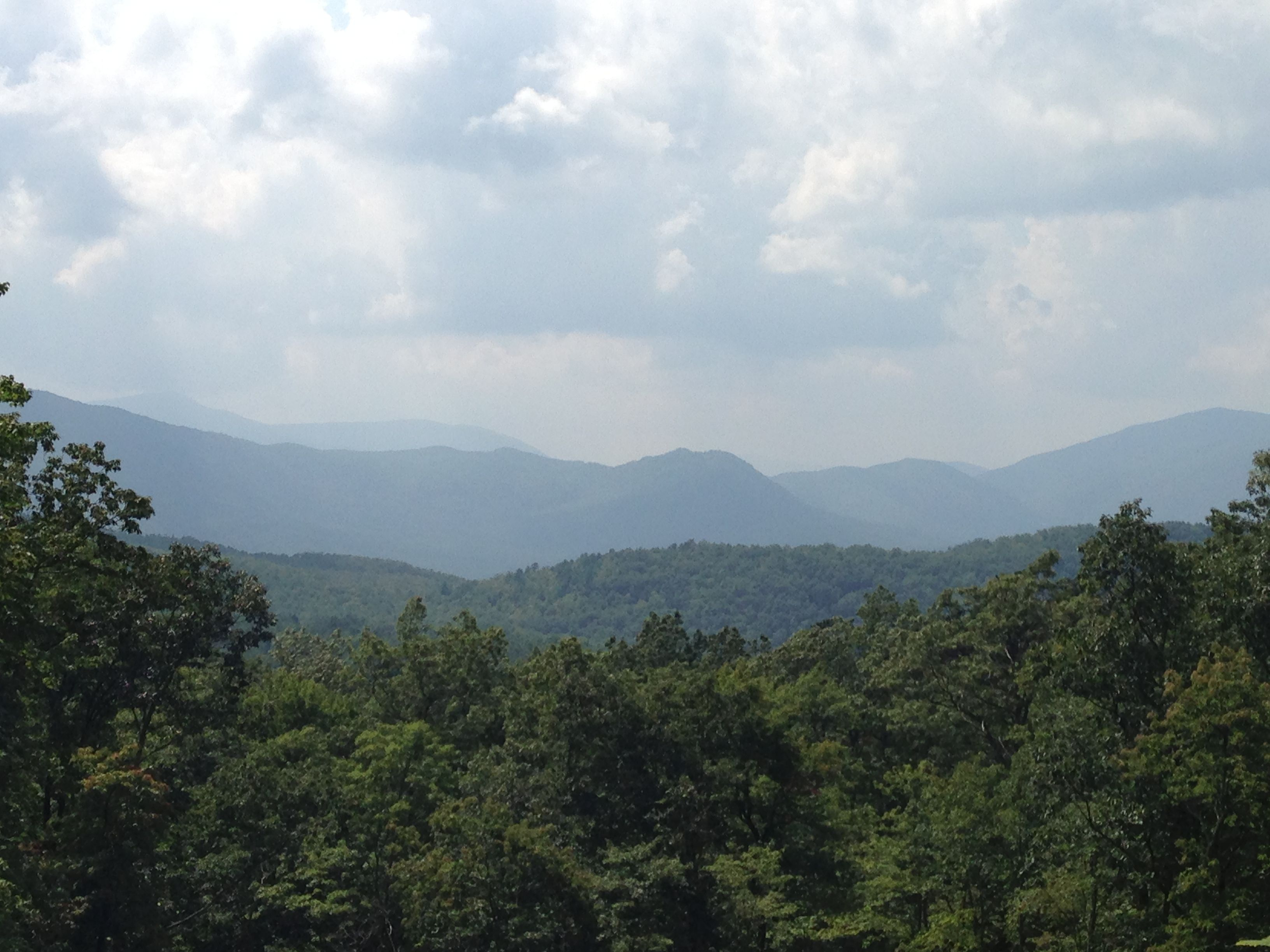 A View in the Smokies
