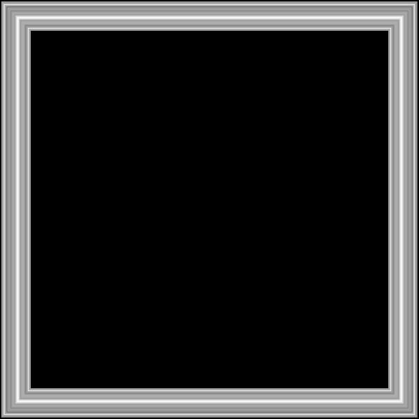 Silver Border Frame Transparent Png Image Green Screen Backdrop Silver Picture Frames Picture Frames