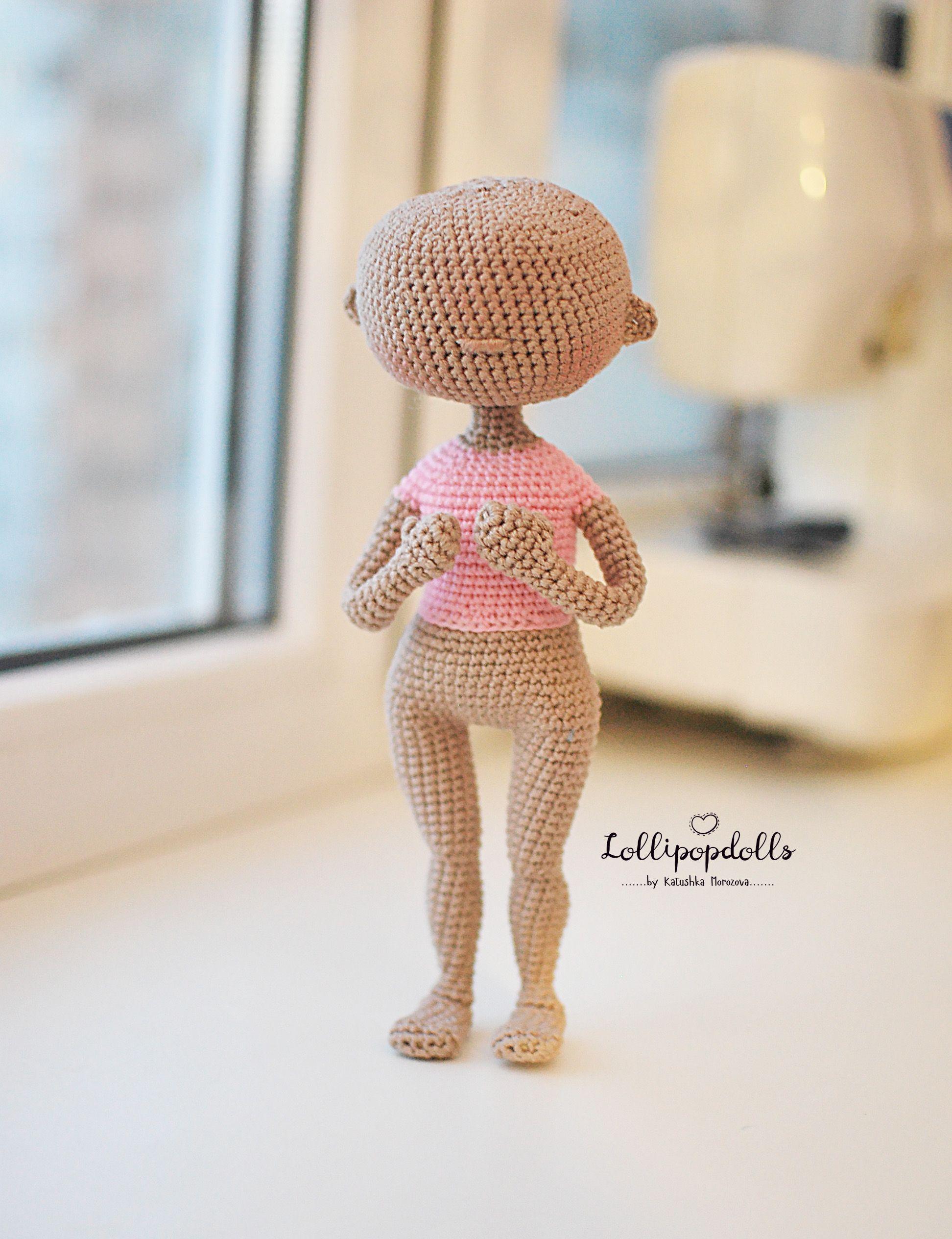Amigurumi Emma Doll English Pattern | Crochet dolls free patterns ... | 2528x1944