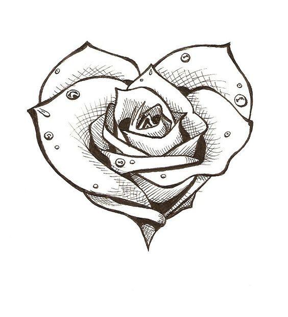 #rose #rózsa #heart #szív #tattoo #tetoválás #raindrop #esőcsepp #smalltattoo #kistetoválás #first tattoo #első tetoválás #tetoválásötletek #tattooidea #tattooinspiration #inspiráció #westend_tattoo #westendtattooandpiercing @westendtattooandpiercing