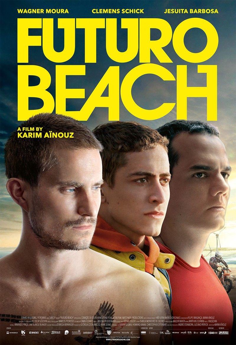 Beach gay latin romance