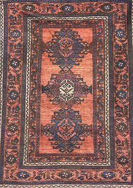 Tribal Mashhad Baloch Carpet North