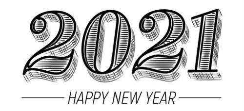Happy New Year 2021 Clipart Happy New Year Happy New Clip Art