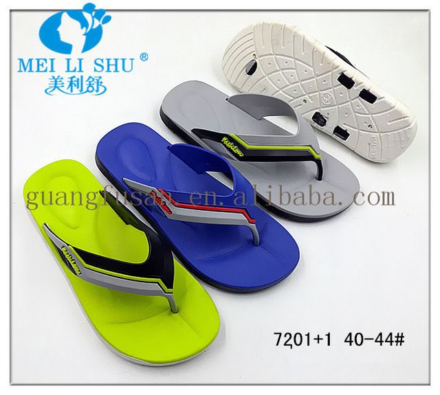 a7d3891fd458 Source 2017 New men summer advertising slippers flip flops plastic sandals  on m.alibaba.com