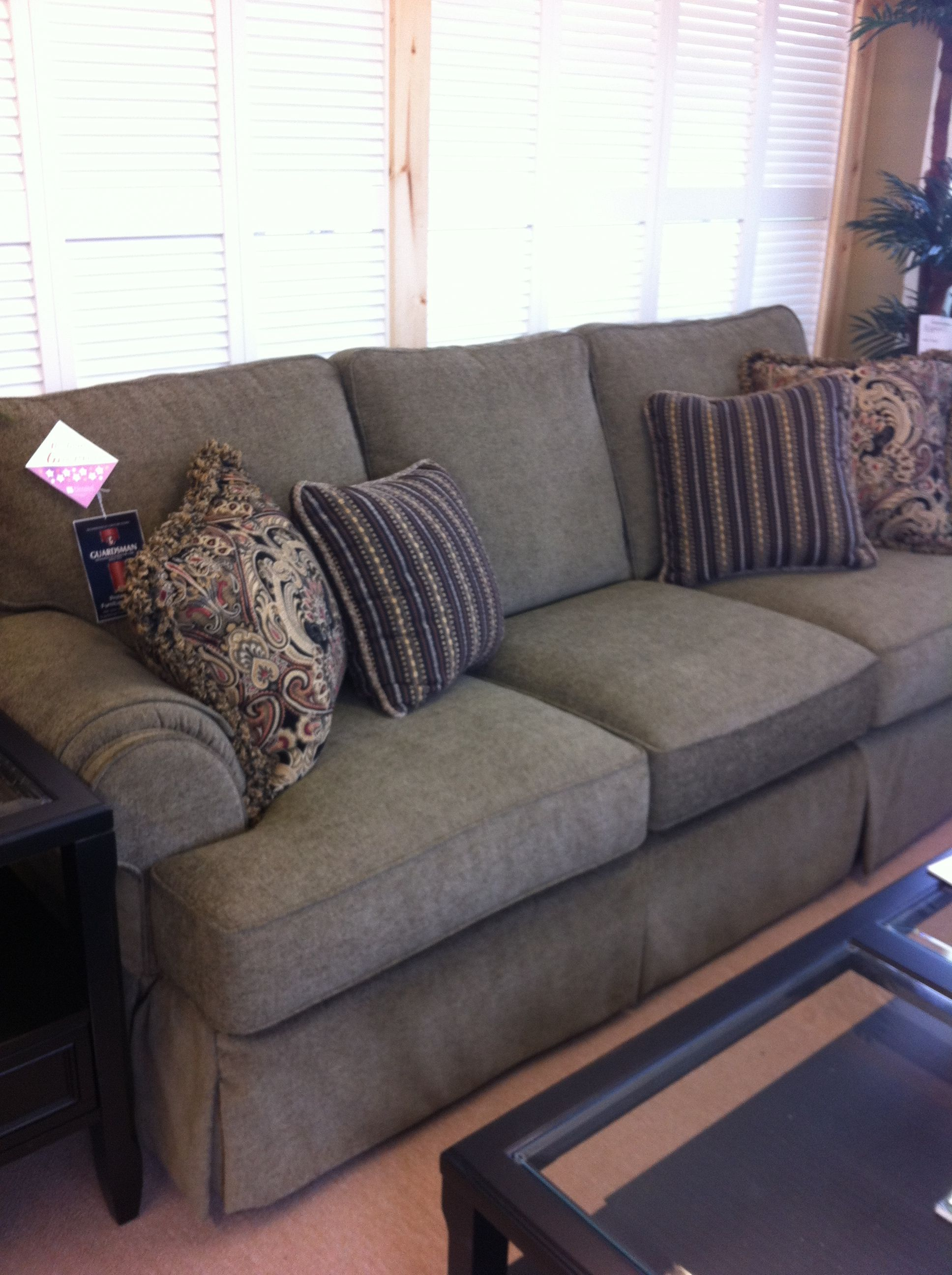 Vail Fabric Sofa by Flexsteel Furniture Home Decor