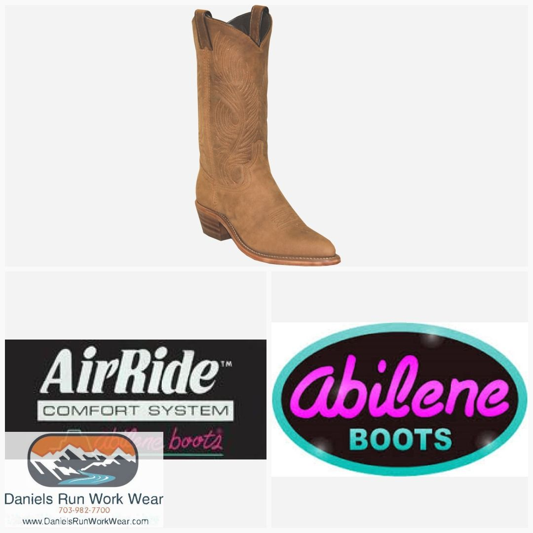 aee969df20d Abilene Women's Distressed Cowhide Cowgirl Boots - Pointed Toe Item ...