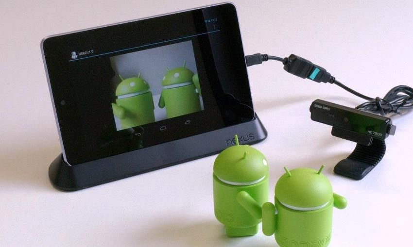 4 Methods To Use Android Phone As A Web Camera/Spy Camera