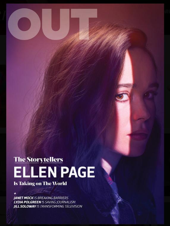 Pin By Franziska During On Ellen Page In 2020 Ellen Page Jill Greenberg Janet Mock