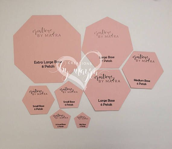 This Listing Is For A DIGITAL Set Of Polygon Shapes Templates That