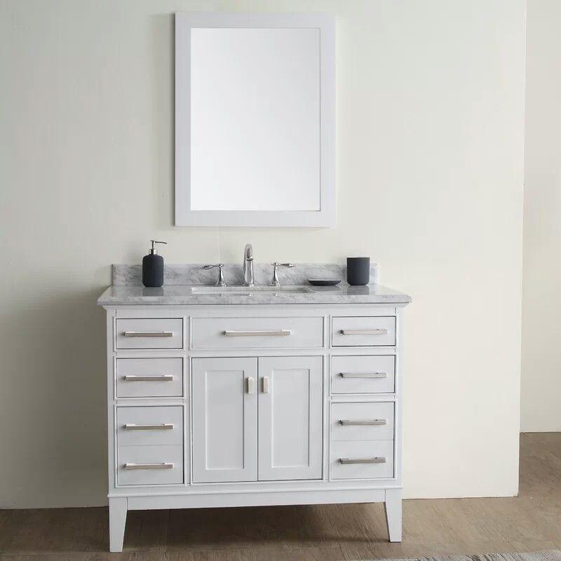 Pin by debbi pope on Vanities in 2018 Pinterest Bathroom, Single