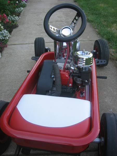 Retro Radio Flyer Go Kart For Sale Wagons Pinterest