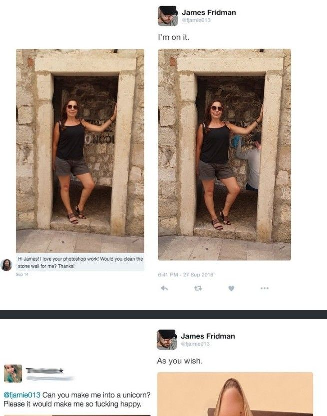 24 people who were just asking to be trolled funny posts super funny photoshop