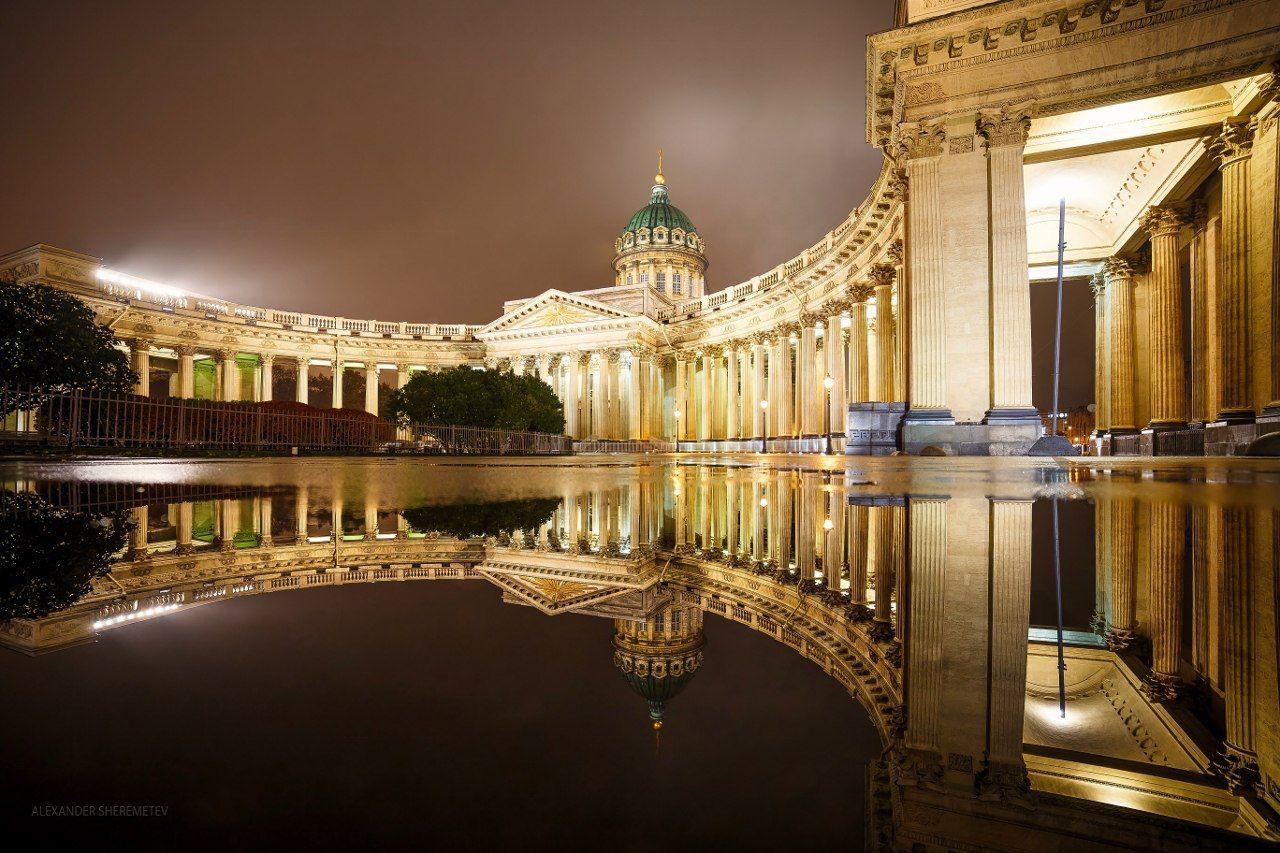 санкт петербург красивые места фото карте испании русском