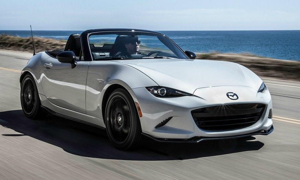 Pin by AutoTribute on Car Technology Mazda roadster