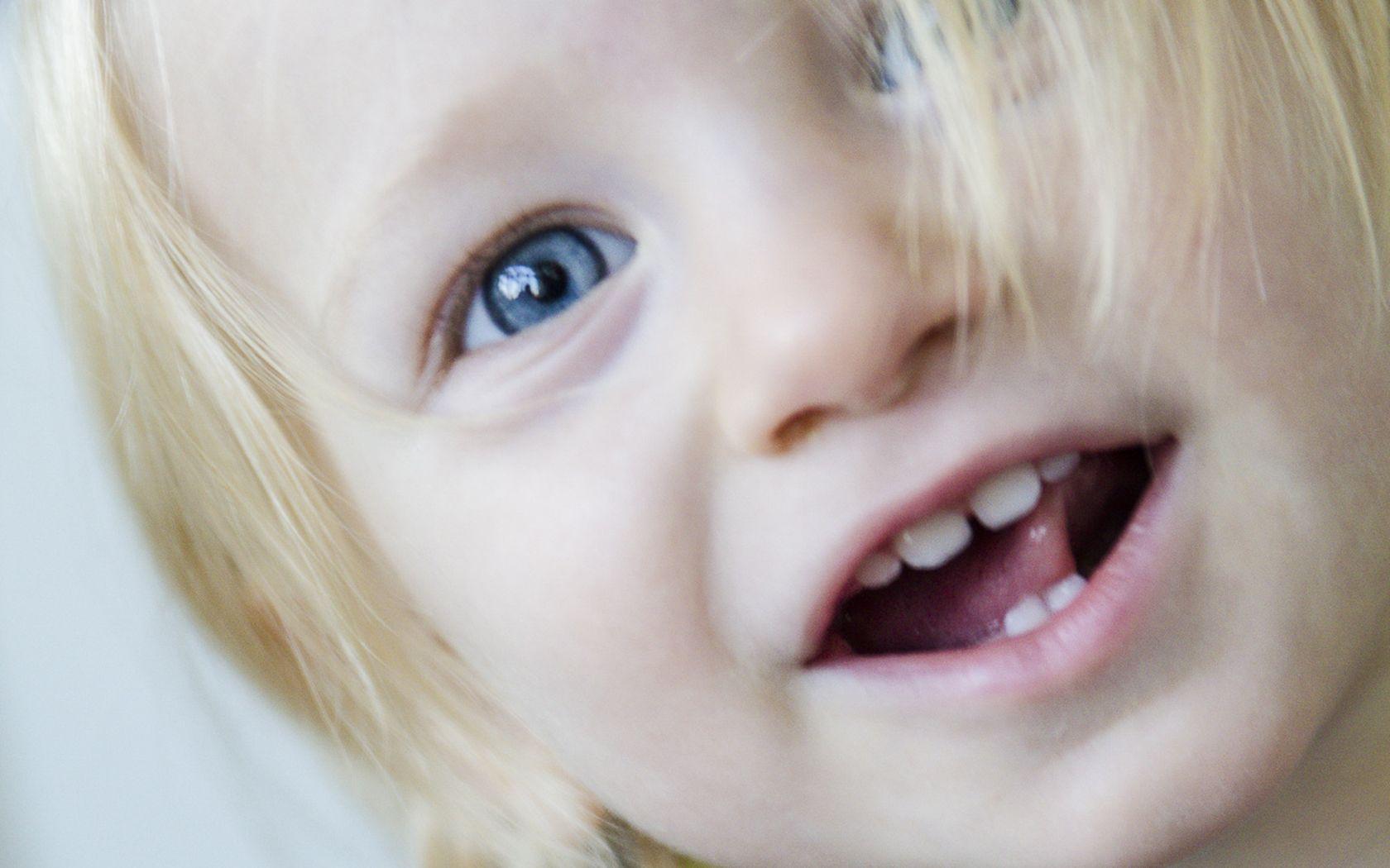 Di sorrisi e primi denti
