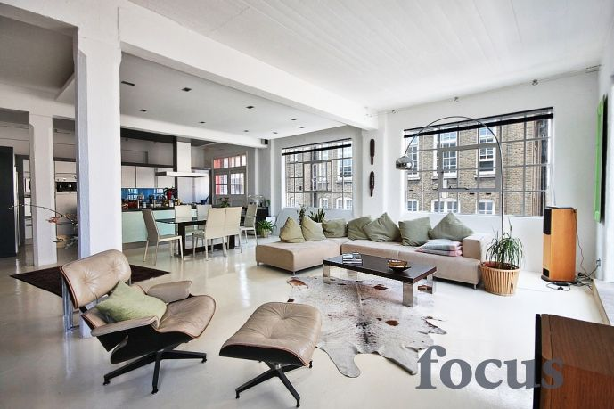 Bright and spacious 'New York' style loft apartment with ...