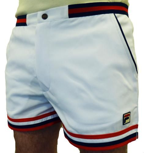 a5ff4b58be17 shorts | 40 Love Boat in 2019 | Tennis shorts, Fila vintage, Fila shorts