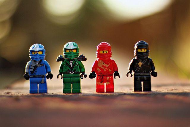 Lego Ninjago... by Voodoolady ♎, via Flickr