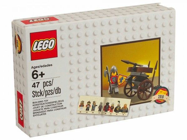 ToyzMag.com » LEGO Classic Knights : images HD