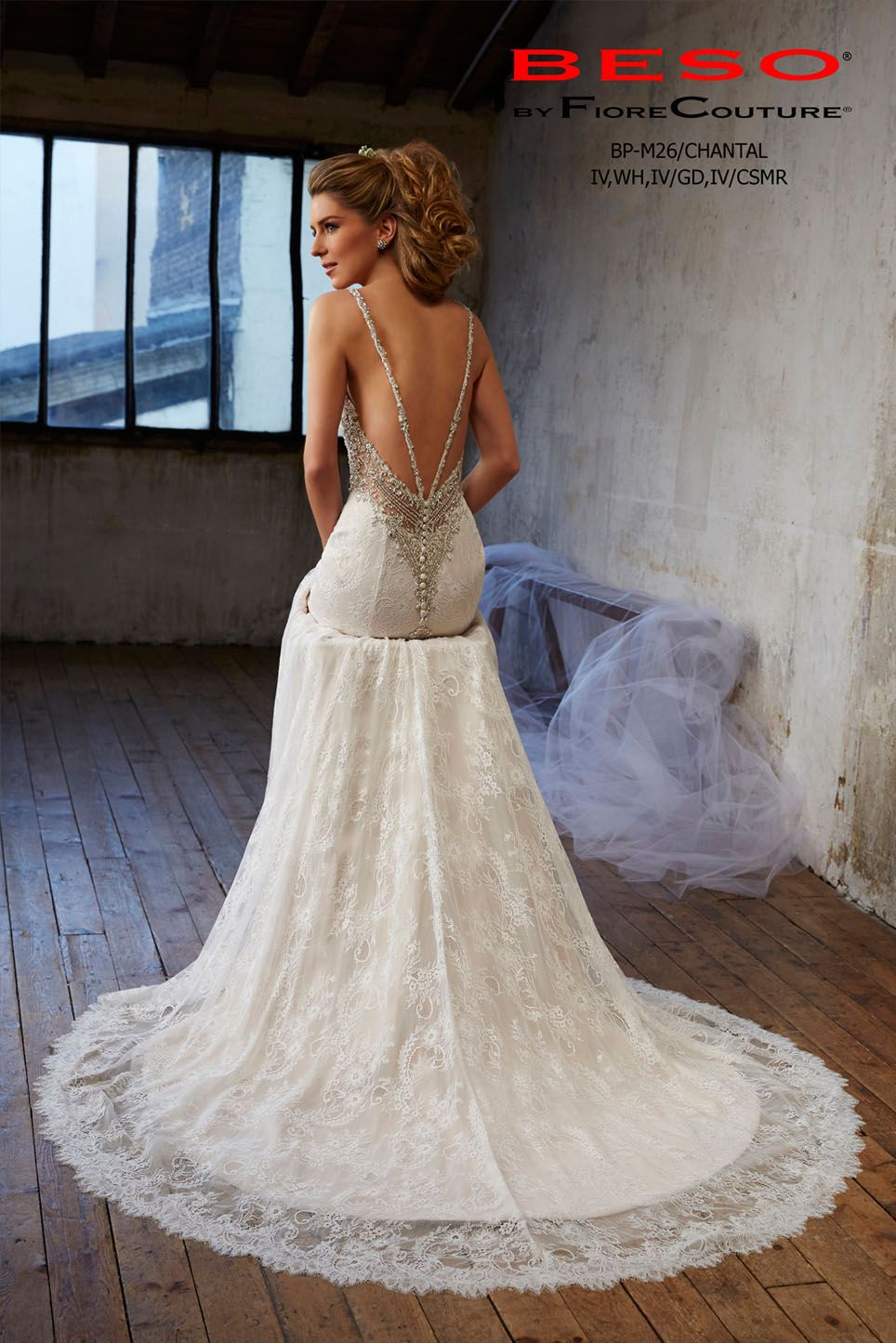 Fiore Couture Chantal Wedding Gown Fiore Couture In 2019