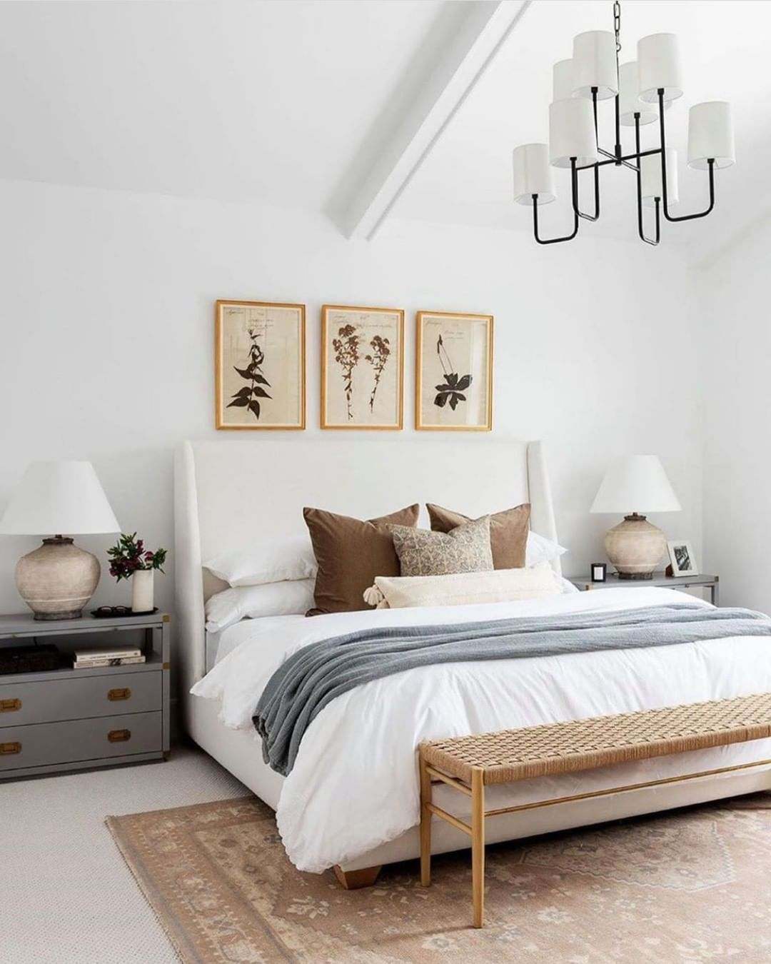 Lonny On Instagram On Saturdays We Sleep In It S A Mood Via Scandinavianhomes Photography Via Nordikspace Bedroom Interior Home Decor Home