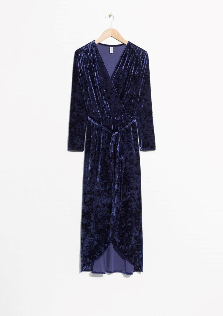 41b80aaeb83 Other Sotries Robe velours