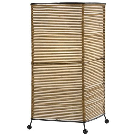 I pinned this Rattan Accent Lamp in Natural from the Tropical Oasis event at Joss and Main!