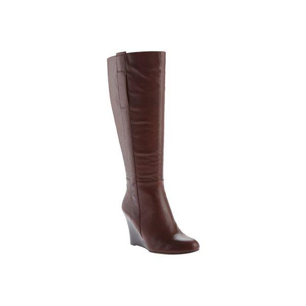 s nine west oran wide calf knee high boot