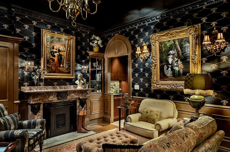 When It Comes To Luxury Ornate Design And An Aura That Is Instantly Recognizable Few Styles Come Close Victorian Living Room Victorian Decor Modern Victorian