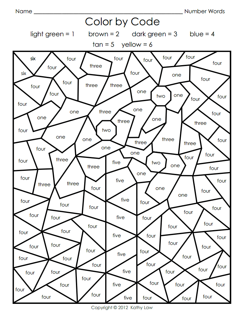 Coloring Book Code : July August Color by Codes TPT 6.pdf Google Drive Color by Number for Adults and Children ...