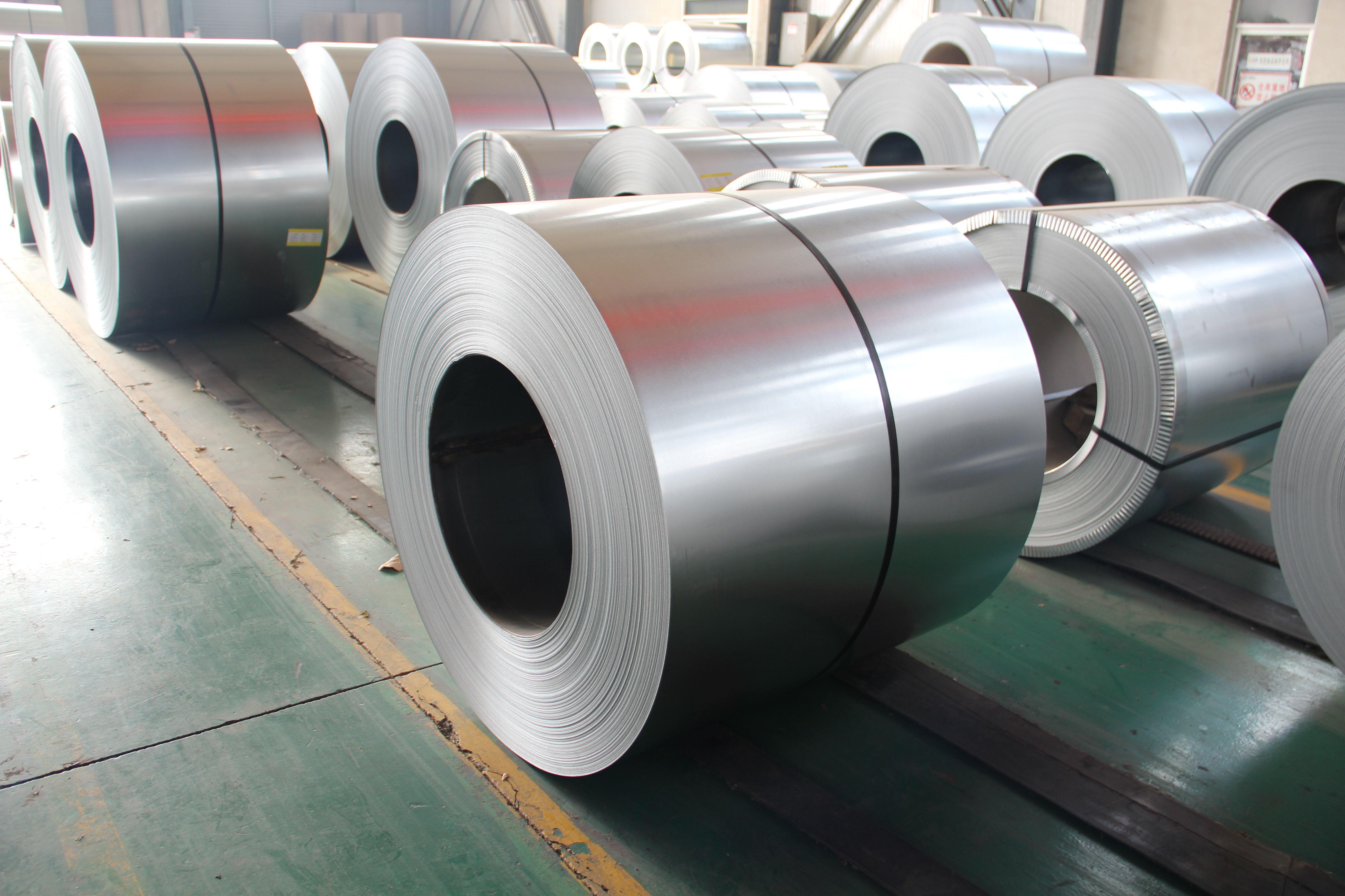 Galvanized Steel Coil Gi Thickness 0 12 4 0mm Width 30 1250mm Zinc Coating 40 275g M2 Web Www Sino Steel Net Tel 86 Zinc Coating Galvanized Steel Galvanized