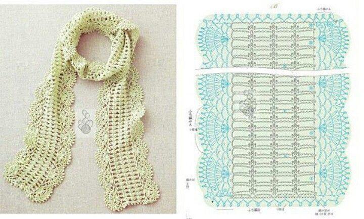 Pin de Anamaria T-D en Crochet | Pinterest