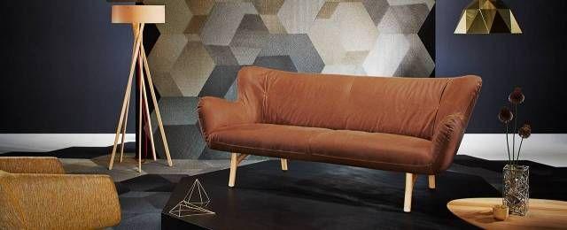 Leolux Leren Bank.Design Bank Julita Van Leolux Interieur Meubel Ideeen Leren Bank