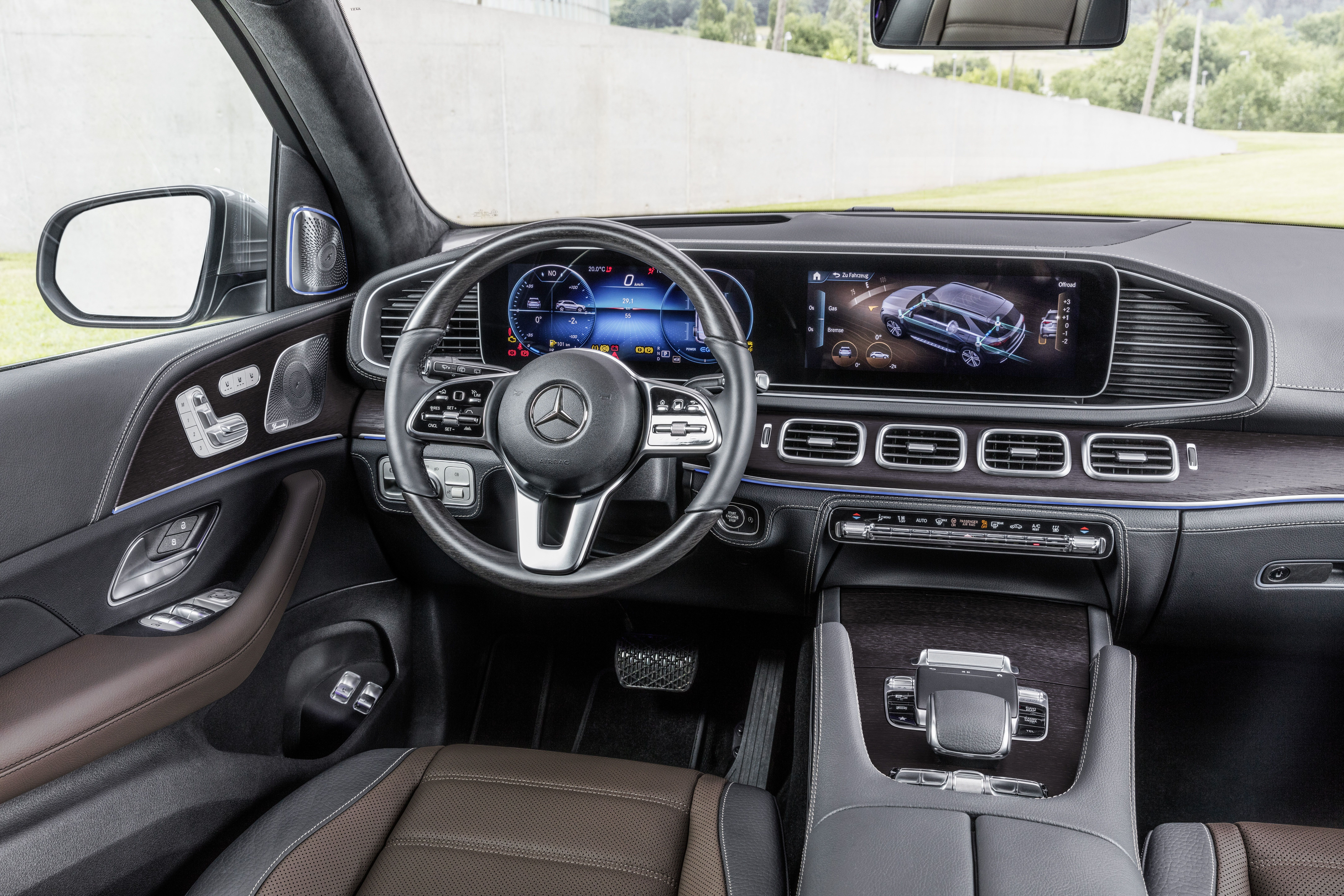 Mercedes Benz Gle 2019 With Images