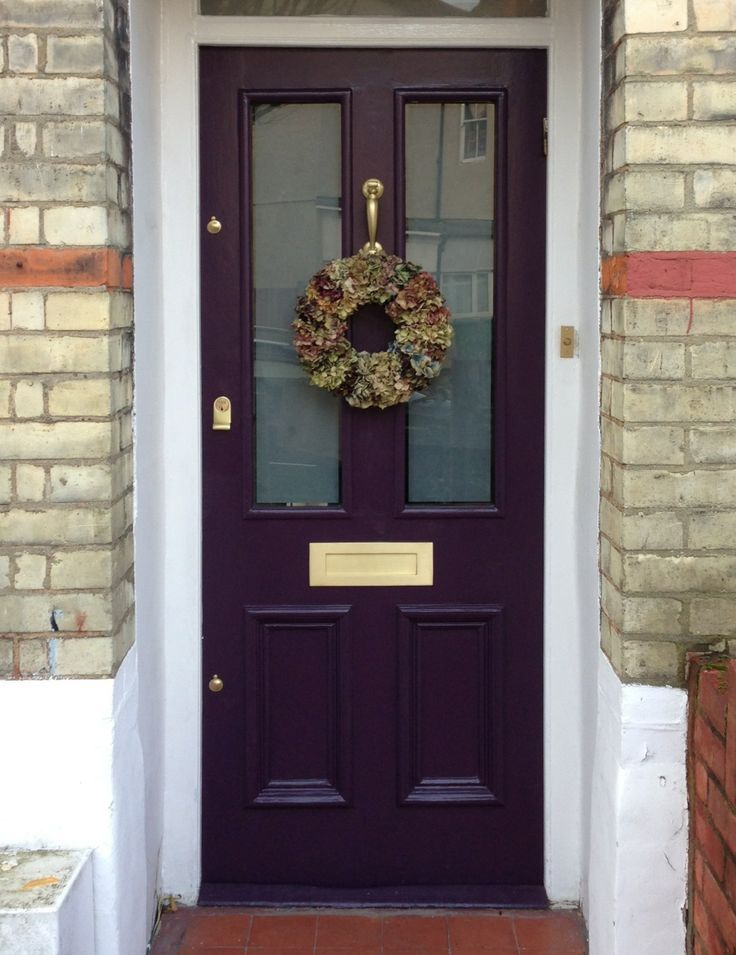 Relics Of Witney: The Best Front Door Paint Colours | For the Home ...