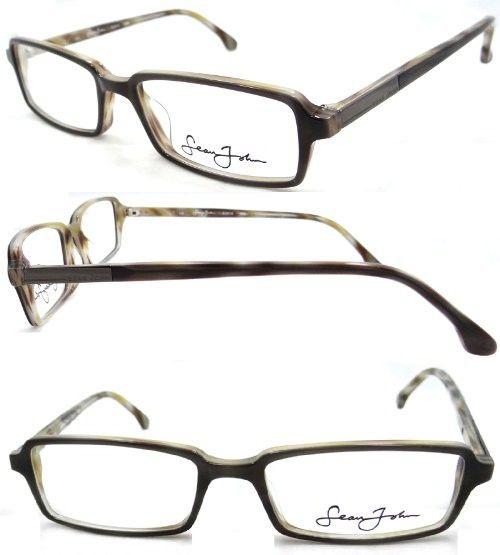 Brand New Authentic Sean John Rx Eyeglasses Frames Sj2012 309 54x18 ...