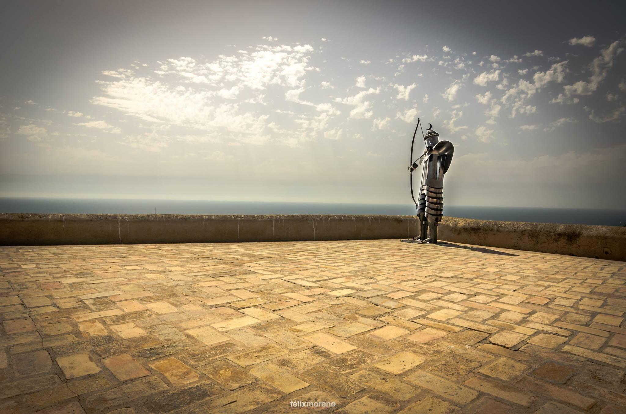 Aquí no sube ni Dios. La Fortaleza. by © Félix Moreno Palomero #264 of #365Photos