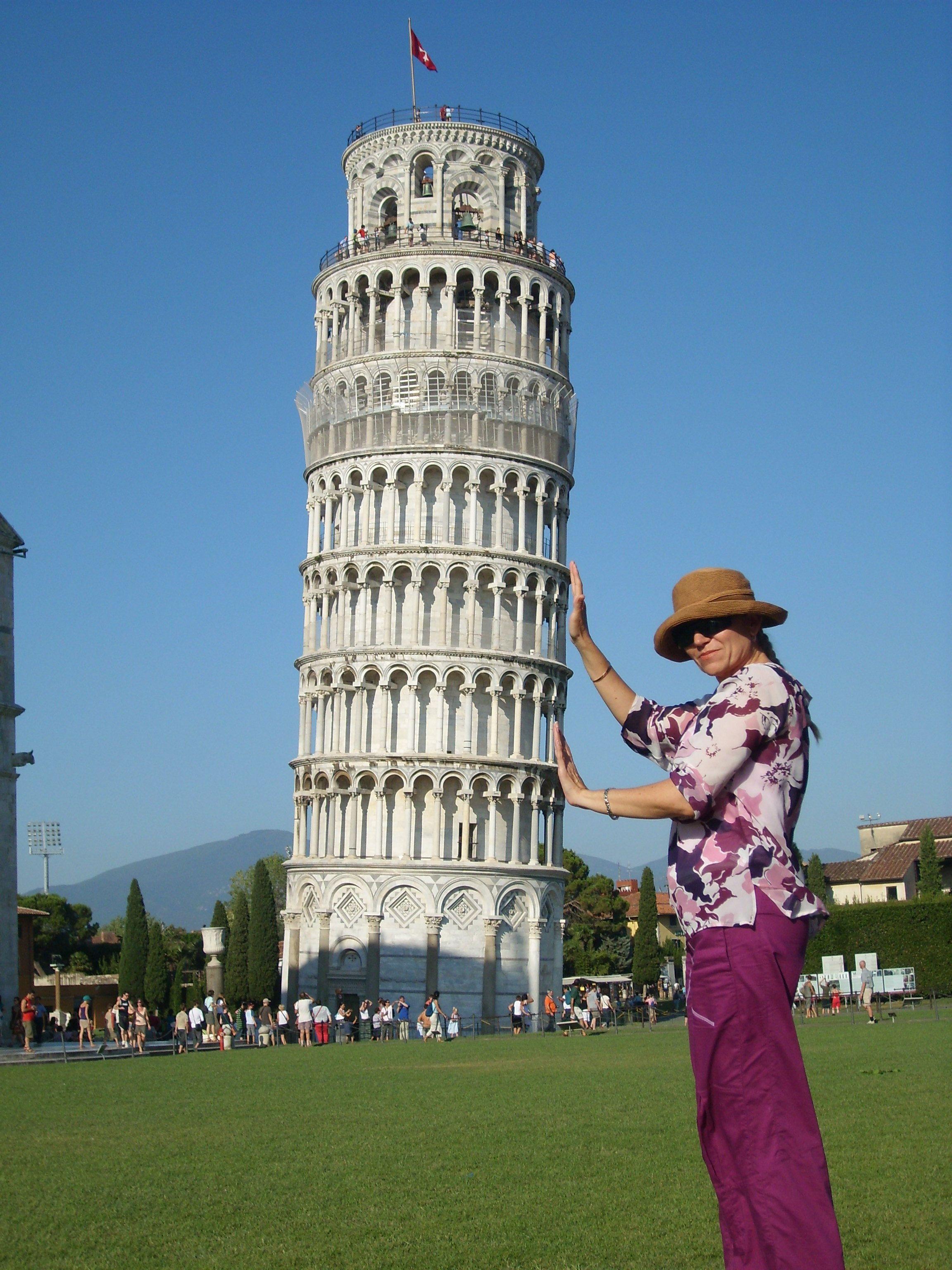 foto de La torre inclinada Pissa Italia Torres Italia
