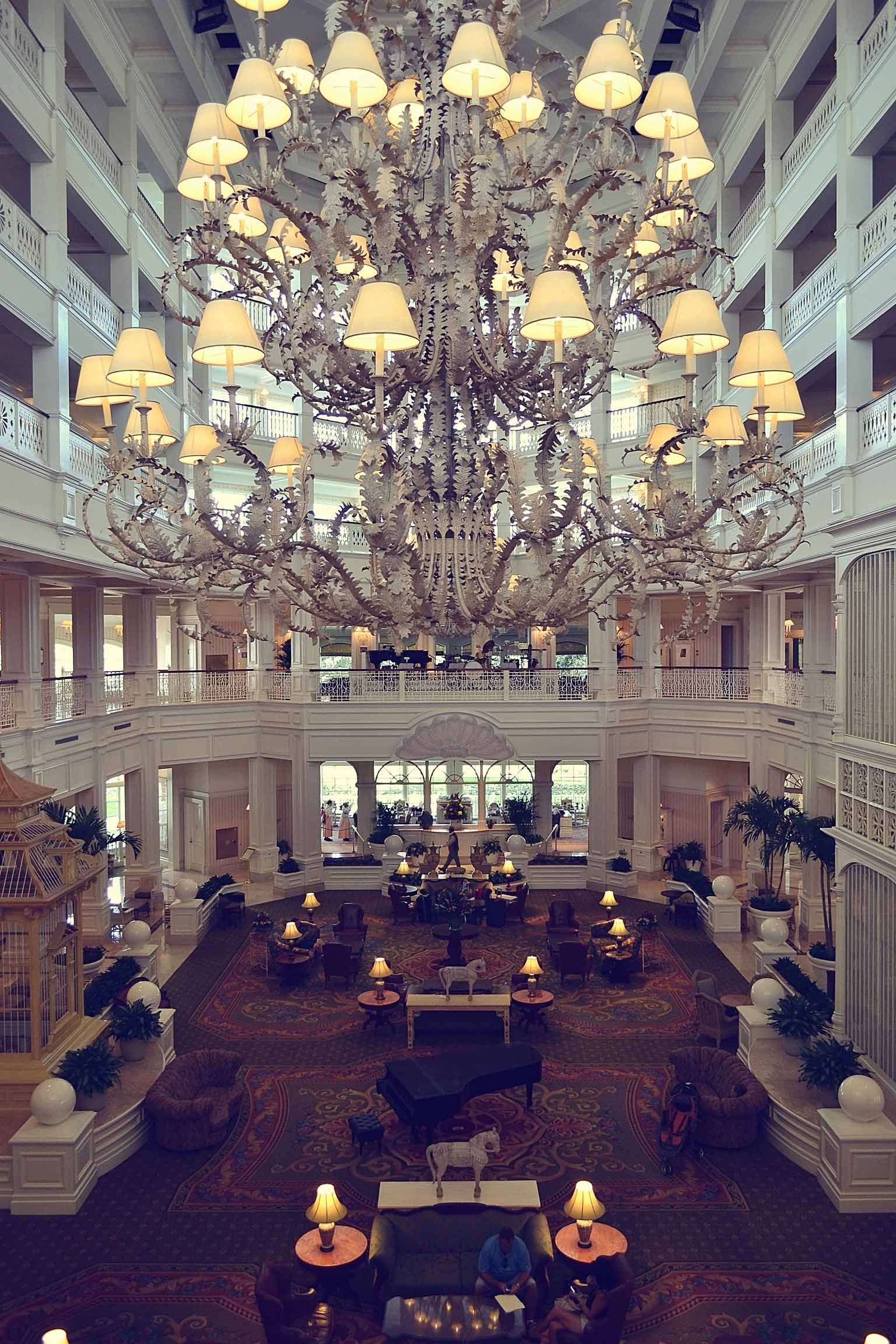Disney Magic Kingdom Hotel Florida Usa
