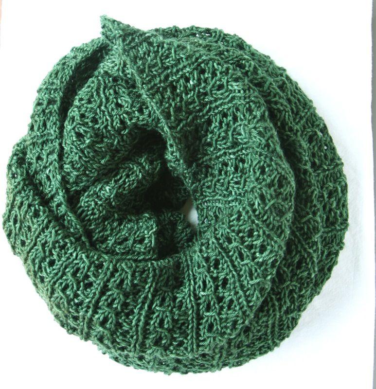 Stockholm Scarf Knitting Pattern Stitch